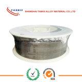 Liga de níquel Inconel 600 Wire com resistência à corrosão
