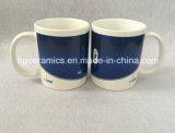 Tazza di ceramica di stampa della decalcomania di temperatura insufficiente