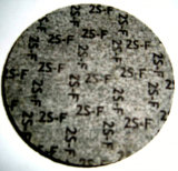 Mini disco da circunstância de superfície
