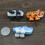 Eliminador diferente do animal 3D