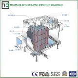 Traitement de flux d'air de Collecteur-Eaf de la poussière de cartel (sac et électrostatique)