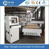 eixo refrigerar de ar 3.5kw três partes do CNC da madeira que cinzela a máquina