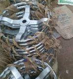 Het Handwiel van het Gietijzer voor vouw-Kromming Machine