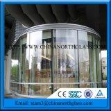 Especificaciones del vidrio laminado para el vidrio Tempered de 4m m Clear+0.38PVB+4mm claramente