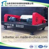沈積物の排水のデカンターの遠心分離機、304/316ステンレス鋼