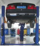 Подъем автомобиля Jack плиты пола 2 столбов автоматический гидровлический для ремонта
