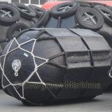 Defensa inflable usada nave de la defensa de goma neumática marina