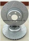 Высокое Quanlity с сертификатом Ts16949 тормозных шайб