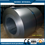 SGCC, ASTM A653, bobina de aço galvanizada mergulhada quente de JIS G3303