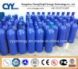 cylindre de gaz à haute pression d'acier sans couture d'argon d'azote de l'oxygène 20L