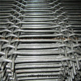 좋은 품질 광업과 석탄을%s 주름을 잡은 직물 철망사