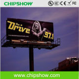 발광 다이오드 표시를 광고하는 Chipshow AV26 옥외 발광 다이오드 표시