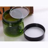 50ml de transparante Groene Plastic Kruik van de Schoonheidsmiddelen van het Huisdier, de Kruik van de Metselaar (NJ5302)