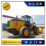 Cargador producido fábrica de la rueda 5000kg del gato de China (650B)