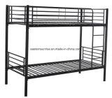 学校家具のドバイの安い金属の二段ベッド