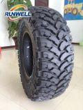 El terreno SUV del fango pone un neumático 33X12.50r17 33X12.50r18