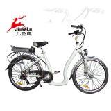 """"""" bicicleta eléctrica de la ciudad de aluminio delantera del motor 26 (JSL038Z)"""