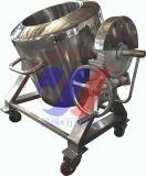 20L su misura che inclina il vaso rivestito del riscaldamento elettrico