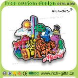 Ricordo personalizzato Francia (RC-FE) dei magneti del frigorifero del PVC dei regali di promozione