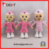 Кукла плюша нюни куклы выдвиженческого талисмана стационара выполненная на заказ