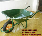 強いBodyおよびGood Sales Wheel Barrow (WB6400)