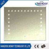 Van de Spiegel van lichten LEIDENE van de Muur van de Badkamers van het Ce- Certificaat Spiegel