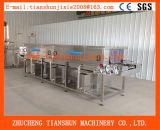 Lavatrice automatica Tsxk-6 della gabbia di plastica del riscaldamento di vapore