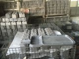 I pezzi di ricambio di alluminio il CNC della pressofusione che lavora l'iso alla macchina 9001