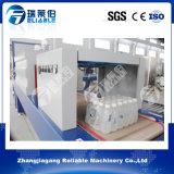L automatique type machine d'emballage en papier rétrécissable de film de PE de bouteille