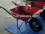 Garten-Handeber-preiswerte Hilfsmittel-Lastwagen-Karre mit Luft-Rad Wb6400