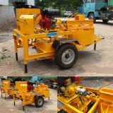 Petites machines pour la machine de verrouillage à la maison de brique des affaires M7mi Kenya