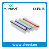 Accessoires de téléphone cellulaire - grande capacité d'USB de chargeur de pouvoir de pack batterie portatif duel de côté