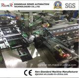Linha de produção automática não padronizada do conjunto para produtos sanitários