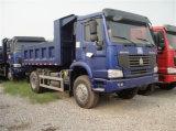 Sinotruk HOWO 4X2 최신 판매를 위한 소형 팁 주는 사람 트럭