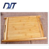 54 * 34cm Eco Friendly Factory Direct Restaurant naturel Fruit Bamboo Plates