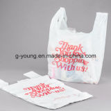 Bunte Cuatomizable gedruckte Shirt-Plastikplastiktasche