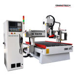 China Highquality Multi-Function CNC Router für Aluminum Wood Acrylic PVC und Stone