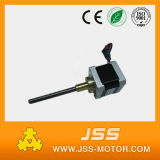 External Linear Actuator를 가진 NEMA 17 Lead Screw Stepper Motor