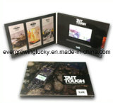TFT LCD Bildschirm-Video-Visitenkarte