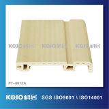 반대로 곰팡이 Eco-Friendly 지면 부속품 WPC 둘러싸기 (PT-8012A)