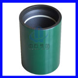 Api 5CT1.05in/1.315in/1.6in/1.9in J55/N80/L80/P110 Eue Tubing Couplings