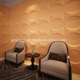 Moderne strukturierte Wand des Schallschutz-3D für Firma-Innendekoration