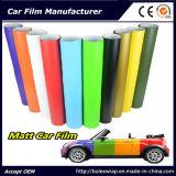 자동 접착 비닐 비닐 필름 스티커 필름을 감싸는 광택 있는 색깔 차