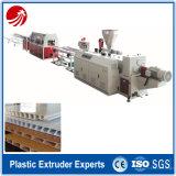 Linha de produção da placa da curvatura do PVC do elevado desempenho para a venda da manufatura