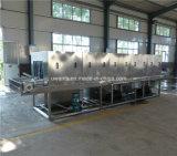 Machine à laver industrielle de panier de fruit