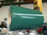 PPGI гальванизировало стальную катушку/покрынную цветом стальную катушку 0.14mm-0.8mm