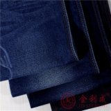 tessuto tradizionale del denim dell'indaco 302A-1 13.5oz