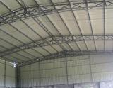 짧은 건축 빛 강철 구조물 창고 건물