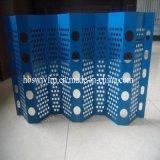 Coal Mineのためのガラス繊維FRP WindかDust Nets