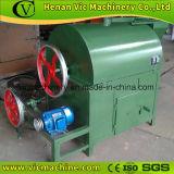 6GT-500 cacahuete, máquina del asador de la soja con 150-200kg/h